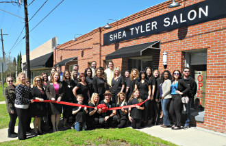 Shea Tyler Salon - March - 2018 Ribbon-Cuttings & Ground-Breakings