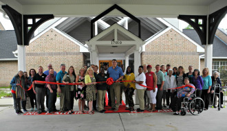 Oak Park Village - March - Ribbon-Cuttings & Ground-Breakings