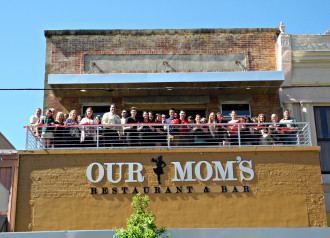 Our Mom's Restaurant & Bar - April - Ribbon-Cuttings & Ground-Breakings