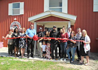 The Party Barn - May - Ribbon-Cuttings & Ground-Breakings