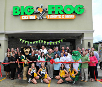 Big Frog Custom T-Shirts and More - May - 2018 Ribbon-Cuttings & Ground-Breakings