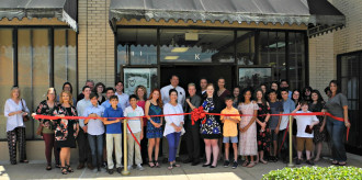 The New Octavians - June - Ribbon-Cuttings & Ground-Breakings