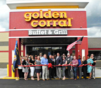 Golden Corral - June - 2018 Ribbon-Cuttings & Ground-Breakings