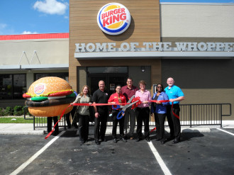 Burger King - September - 2018 Ribbon-Cuttings & Ground-Breakings