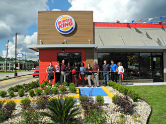 Burger King on Puma Drive - October - Ribbon-Cuttings & Ground-Breakings