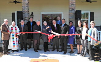 Camelot Community Care - November - Ribbon-Cuttings & Ground-Breakings