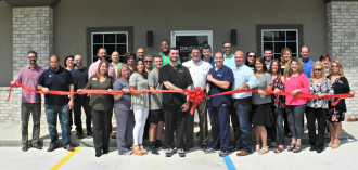 Geaux Chiro - August - Ribbon-Cuttings & Ground-Breakings