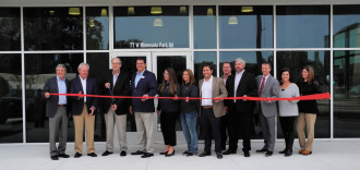 Hammond Square Self Storage - November - 2018 Ribbon-Cuttings & Ground-Breakings