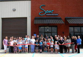 Soar Creative Arts Center - August - Ribbon-Cuttings & Ground-Breakings