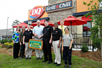 DQ Grill & Chill - March 2017 - Link Award Committee